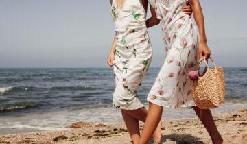 """Descopera colectia de pijamale cu imprimeuri """"Gradina Edenului"""""""